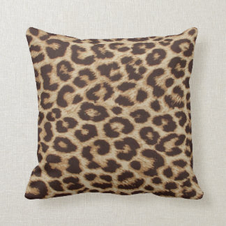 Cojín Decorativo Estampado leopardo