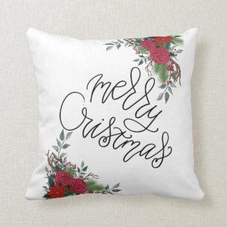 Cojín Decorativo Felices Navidad