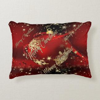 Cojín Decorativo Felices Navidad y una Feliz Año Nuevo