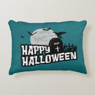 Cojín Decorativo Feliz Halloween