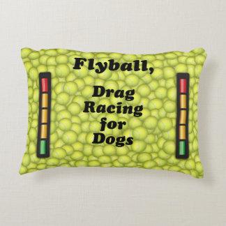 Cojín Decorativo ¡Flyball es fricción que compite con para los