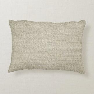 Cojín Decorativo Fondo del lino del algodón