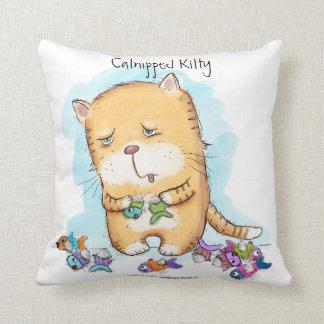 Cojín Decorativo Gatito de Catnipped