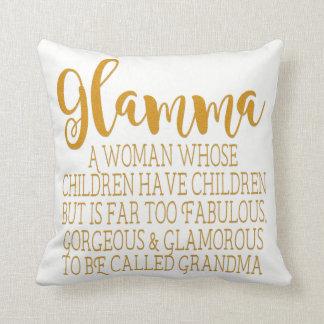 Cojín Decorativo Glamma - abuela fabulosa