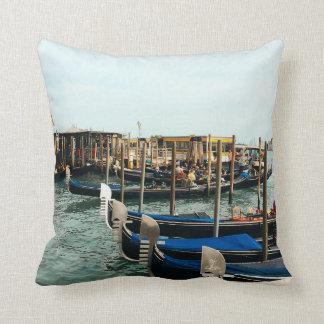 Cojín Decorativo Góndolas de Venecia