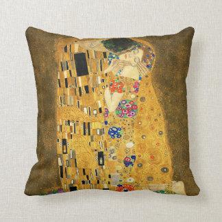 Cojín Decorativo Gustav Klimt , The Kiss