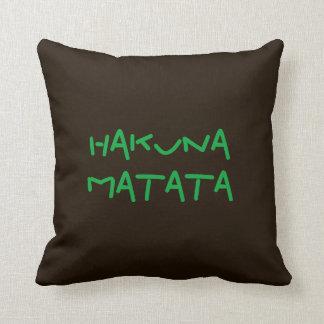 Cojín Decorativo Hakuna Matata