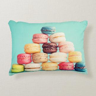 Cojín Decorativo Hambriento, Macaron, inconformista, multicolor,