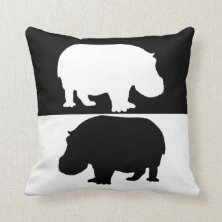 Cojín Decorativo hipopótamo
