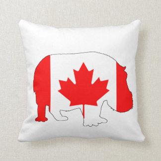 Cojín Decorativo Hippopotamus Canadá