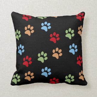 Cojín Decorativo Huella del perro