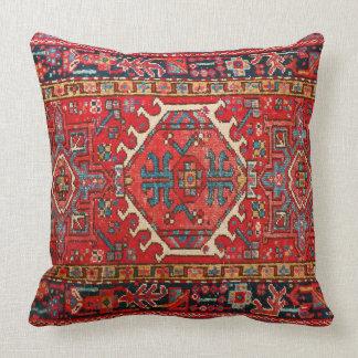 Cojín Decorativo Impresión de la foto: de la alfombra turca