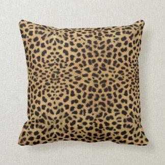 Cojín Decorativo Impresión del guepardo
