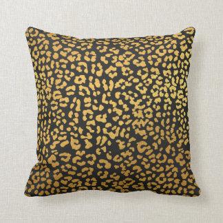 Cojín Decorativo Impresión elegante del guepardo