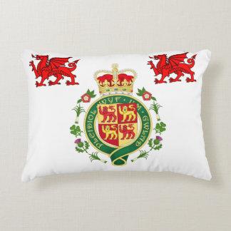 Cojín Decorativo Insignia real de País de Gales