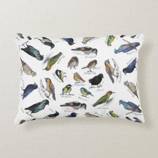 Cojín Decorativo Jardín de los pájaros