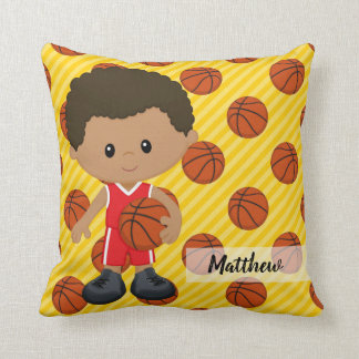 Cojín Decorativo Jugador de básquet