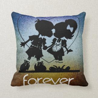 Cojín Decorativo Junto para siempre