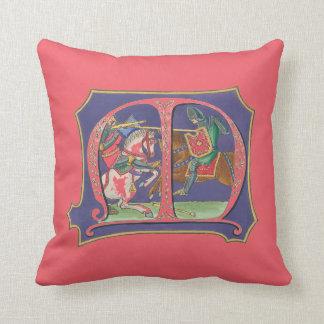 Cojín Decorativo Justa medieval