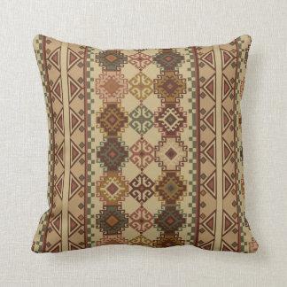 Cojín Decorativo Kilim, Azteca