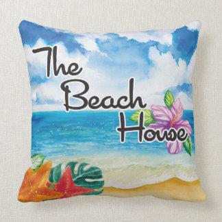 Cojín Decorativo La casa de playa