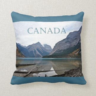 Cojín Decorativo Lago Kinney, Canadá