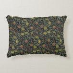 Cojín Decorativo Las hojas de fruta victoriana William Morris