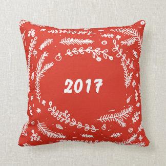 Cojín Decorativo Las Navidad más felices nunca