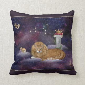 Cojín Decorativo Leo para los amantes del gato