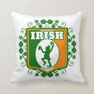 Cojín Decorativo Leprechaun del día de St Patrick
