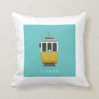 Cojín Decorativo Lisbon Tram Pillow