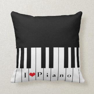 Cojín Decorativo Llaves del piano