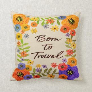Cojín Decorativo Llevado viajar #3