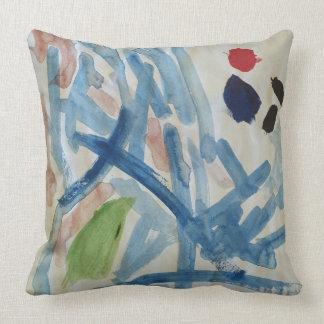 Cojín Decorativo Lluvia del agua por KeyAesthetics