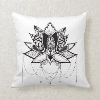Cojín Decorativo Lotus ornamental