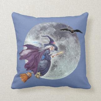Cojín Decorativo Luna de las brujas