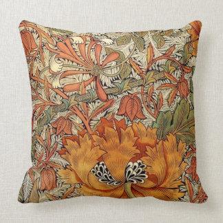 Cojín Decorativo Madreselva de William Morris