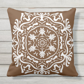 Cojín Decorativo Mandala de la bellota
