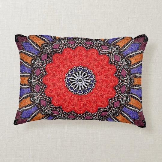 Cojín Decorativo Mandala exótica