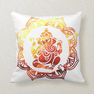 Cojín Decorativo Meditación coloreada 11