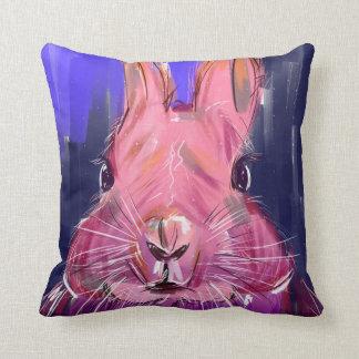 Cojín Decorativo Mi conejo ideal