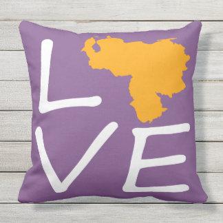 Cojín Decorativo Mi querida venezuela