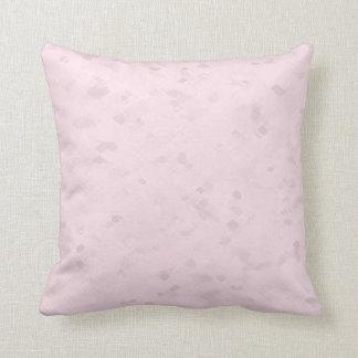 Cojín Decorativo Modelo rosa claro sutil