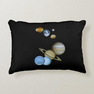Cojín Decorativo Montaje planetario