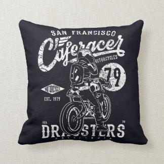 Cojín Decorativo Motor California del corredor del café de San