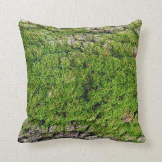Cojín Decorativo Musgo en la corteza de árbol de Dogwood 0291