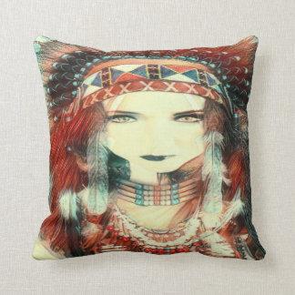 Cojín Decorativo nativo americano