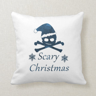 Cojín Decorativo Navidad asustadizo