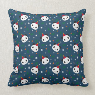 Cojín Decorativo Navidad de la panda