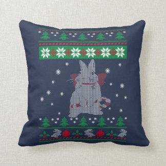 Cojín Decorativo Navidad del conejito